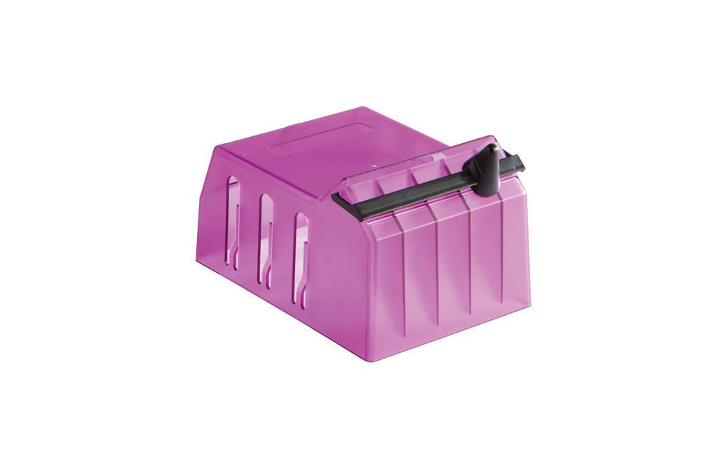 DISPENSADOR MORADO PARA PAPEL PARAFILM
